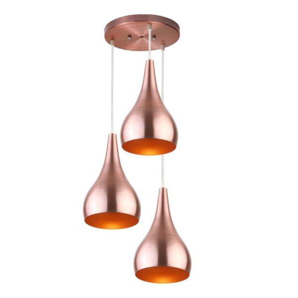 Buy Glass Metal Pendent Multiples HL3949-3 Online