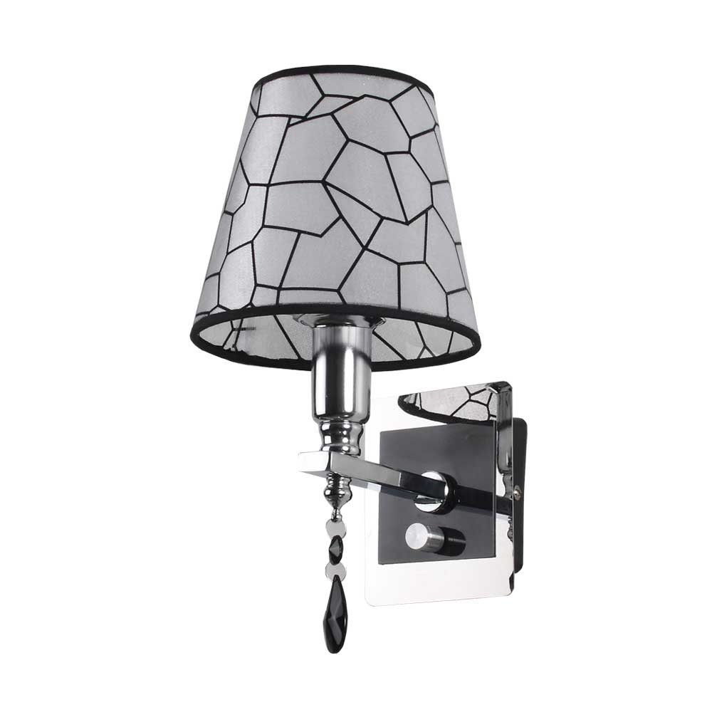 Buy Modern Fabric Wall Light Online In India The Light Kart