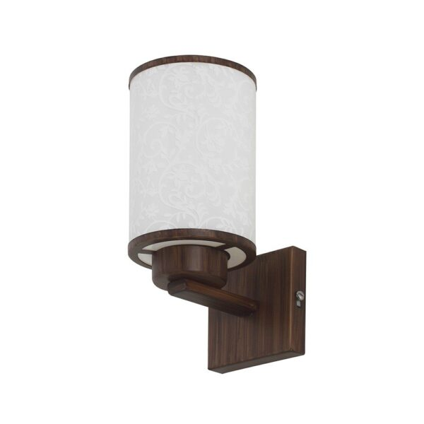 wrought iron rustic finish wall light at the light kart